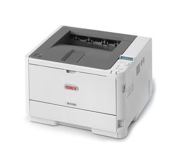 OKI B432dn 40ppm A4 Compact Mono Duplex Printer