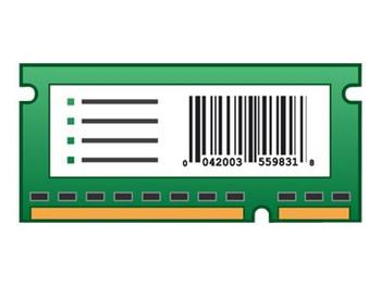LEXMARK MX71x/MX81x Forms and Bar Code Card