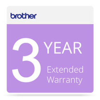 BROTHER 3 YEAR ONSITE WARRANTY FOR ALL MONO LASER & COLOUR LASER AND DESKTOP SCANNERS (RRP OVER 200)