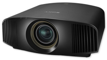 SXRD, 4K RES, 3D HOME THEATRE RF, 1800ANSI, 350,000:1 DC, HDR COMPLIANCE (BLACK)