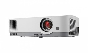 NEC ME401WG LCD Projector/ WXGA/ 4000ANSI/ 6000:1/ HDMI/ 20W x1/ LAN Control/ USB Display