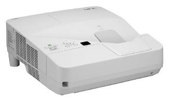 NEC UM301WG Ultra Short Throw WXGA Projector bundled with Wall Mount