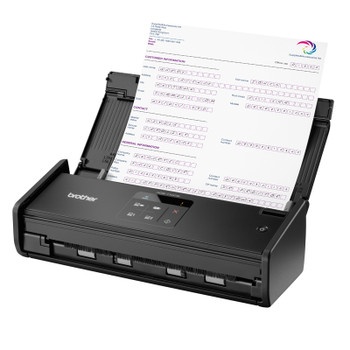 Brother ADS-1100W COMPACT DOCUMENT SCANNER WITH WIFI