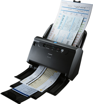 Canon imageFORMULA DRC240, DUPLEX, 45PPM DOCUMENT SCANNER