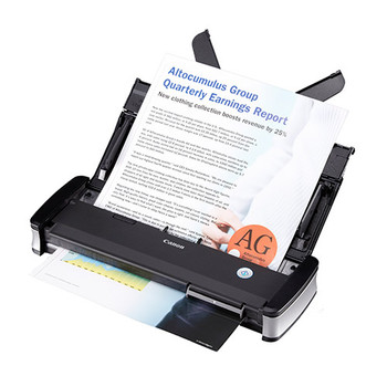 Canon imageFORMULA P-215 MKII PORTABLE DOCUMENT SCANNER