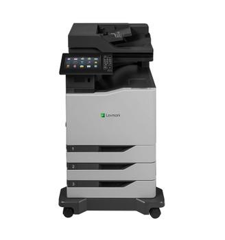 Lexmark CX825dte 52ppm A4 Colour Multifunction Laser Printer