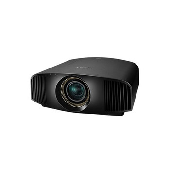 VPL-VW360B, SXRD, 4K RES 4096X2160, 3D HOME THEATRE, DYNAMIC IRIS, PIC MEM, BLACK