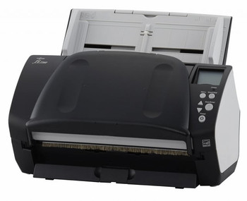 FUJITSU FI-7160 DOCUMENT SCANNER (A4, DUPLEX) 60PPM, 80SHT ADF, 600 DPI