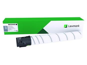 Lexmark 86C0HK0 CX92X High Yield Black Toner Cartridge - 34K