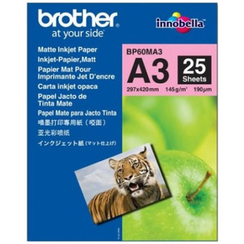 Brother BP60MA3 Matte Paper (BP-60MA3)
