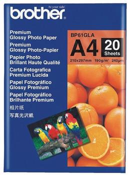 Brother BP61GLA Glossy Paper (BP-61GLA)