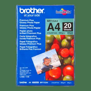 Brother BP71GA4 Glossy Photo Paper