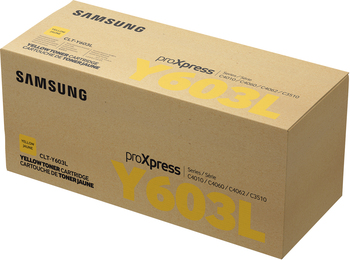Samsung CLT-Y603L C4010/C4060 Yellow Toner Cartridge