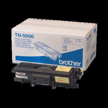 Brother TN-5500 High Yield 12,000 Toner Cartridge – Black
