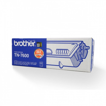 Brother TN-7600 Toner Cartridge Black - 6,500 Pages