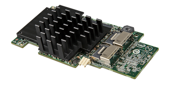 INTEL Integrated RAID Module, 8PORT, 1GB, PCIE2.0, LSI2208, 6Gbps (RMS25CB080)