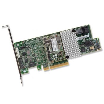 INTEL Raid Controller 12GBs SAS/6GBs SATA/8x PCIe 3.0/Low Profile (RS3DC040)