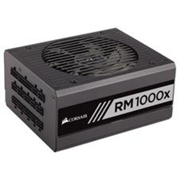 Corsair RM1000x Power Supply, Fully Modular 80 Plus Gold 1000 Watt, AU Version-100% All Japanese 105C capacitors- new!