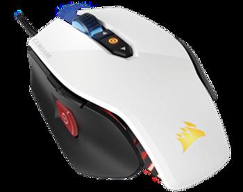 Corsair Gaming M65 PRO RGB FPS PC Gaming Mouse - 12000DPi Optical - White