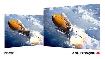 """Viewsonic VS16327 27"""" Gaming Monitor, AMD FREE Sync 75Hz, 1ms, 1920x1080 3Yrs Wty"""