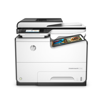 HP PageWide Managed P57750dw A4 75ppm Wireless Colour Multifunction Printer (J9V82D)