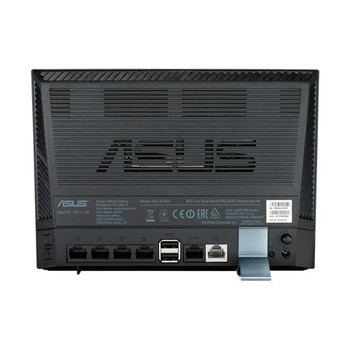 AC1200 Wireless VDSL/ADSL modem router, 2xUSB2.0,LAN Port x4,WAN Port x2