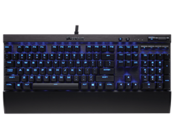 Corsair Gaming K70 MX Red - Blue LED - LUX