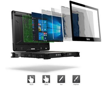 V110G2, i5-5200U, 8GB RAM, 128GB SSD, GPS, 4G LTE, Antenna passthru, Dual mode Touch screen + Digitizer, Win7 PRO 64bit