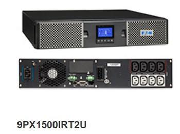 Eaton 9PX 1500VA Rack/Tower, 10Amp Input, 230V (Rail Kit Included)