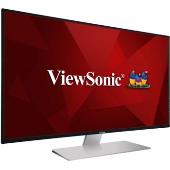 "Viewsonic VX4380 43"" Monitor, IPS-LED 4K, 3Yrs Wty"