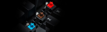 Kingston HyperX Mechanical Gaming Keyboard - MX Red