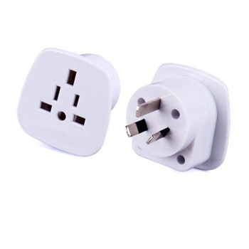 Travel Adaptors 4 Pack, with bonus Pouch