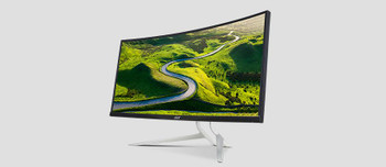 "Acer XR342CK 34"" FreeSync Monitor, Curved IPS-LED, 3440x1440@75Hz, 5ms, 3Yrs Wty"