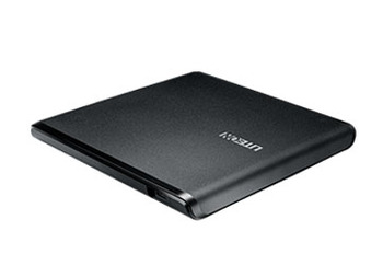 ULTRA-SLIM PORTABLE DVD WRITER, USB2.0, Windows I Linux I MAC OS Compatible, 220g