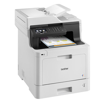 Brother MFC-L8690CDW 31ppm A4 Colour Multifunction Laser Printer
