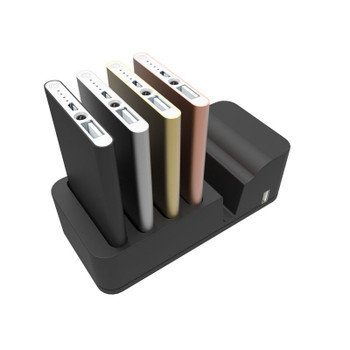 Powerbank Charging Station Precision 4X4400mah