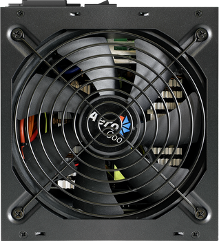 Aerocool KCAS 1200M PSU, 1200W, 14cm Fan, ATX12V Ver.2.4, 8x PCIe 6+2pin connector, 10x SATA connectors, OVP/UVP/OPP/SCP/SIP, 2yrs wrty