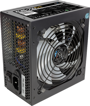 Aerocool KCAS 750GM PSU, RGB effects, 750W, ATX12V Ver.2.4, 4x PCIe 6+2pin connector, 7x SATA connectors, 12cm Fan, OVP/UVP/OPP/SCP/SIP, 2yrs wrty