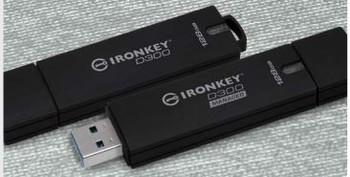 8GB IronKey D300 Encrypted USB 3.0 FIPS Level 3