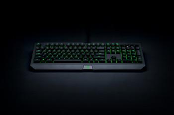 Razer BlackWidow Ultimate Mechanical Gaming Keyboard - US Layout FRML (Green Switch)