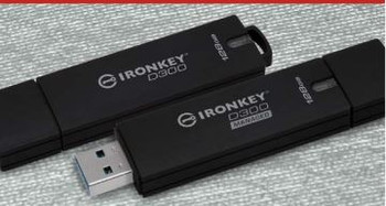 16GB IronKey D300 Encrypted USB 3.0 FIPS Level 3