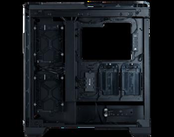 CORSAIR Crystal Series 570X RGB Mirror Black Tempered Glass, Premium ATX Mid Tower Case