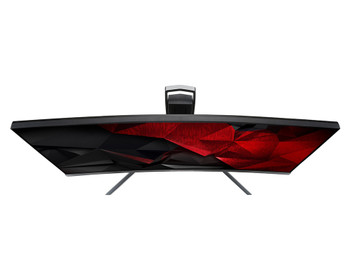 "Acer Predator X34P 34"" Monitor, G-SYNC, Curved IPS-LED, 3440x1440@100Hz OC to 120Hz, 4ms, 3Yrs Warranty"