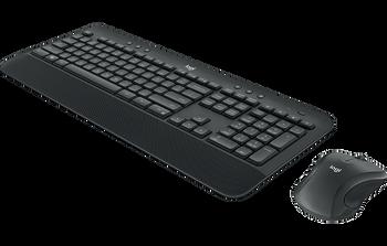 Logitech MK545 ADVANCED Wireless Keyboard & Mouse Combo (920-008696)
