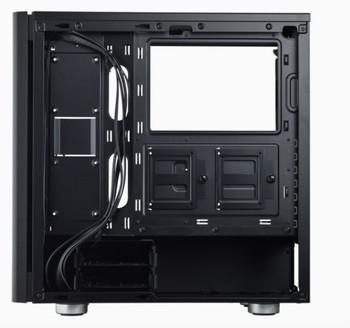 Corsair Carbide Series 275R Mid-Tower Gaming Case, Black