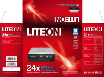 INTERNAL DVD+-24X8X8/4,DVDRAM12X,CD48X32X48,SATA, RETAIL BOX