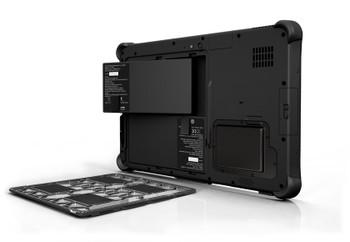 F110G4 Premium i5-7200U Processor 2.5GHz + 8GB RAM + 256GB SSD+GPS / 4G LTE / Tri Pass-through (WLAN + WWAN + GPS)