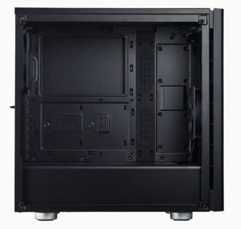 CORSAIR Carbide Series 275R Tempered Glass Mid-Tower Gaming Case, Black