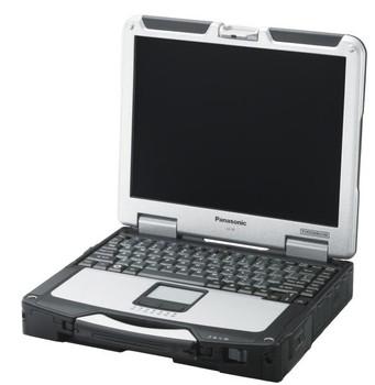 "Panasonic Toughbook CF-31 (13.1"") Mk5 Fully Rugged with Emissive Backlit Keyboard & DVD Drive (i7 CPU & 8GB Ram - 2x 4GB Modules) - Win7 Downgraded"