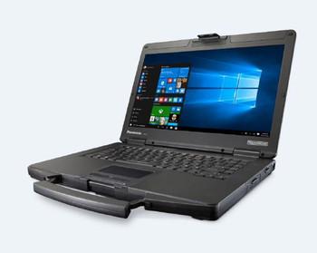"Panasonic Toughbook CF-54 (14.0"") Mk3 Touch 500GB HDD, 8GB Performance with 4G (High Brightness)"
